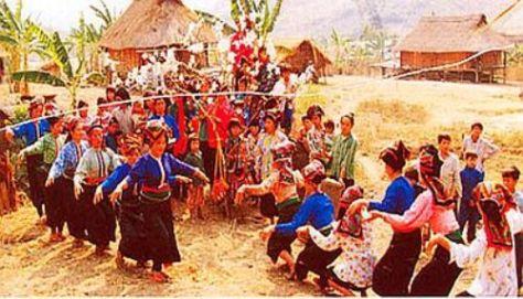 Tục lệ độc, lạ của người Xinh Mun ở Tây Bắc