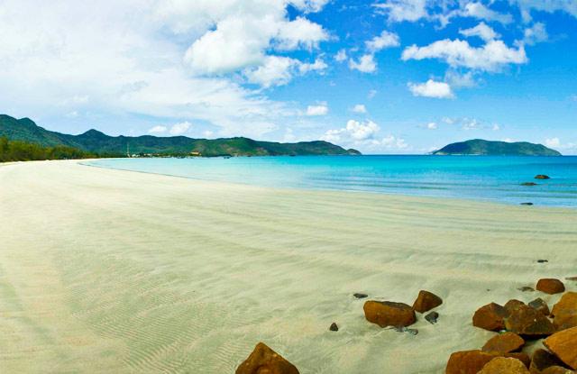 Xuân đẹp 'tĩnh lặng' trên Côn Đảo