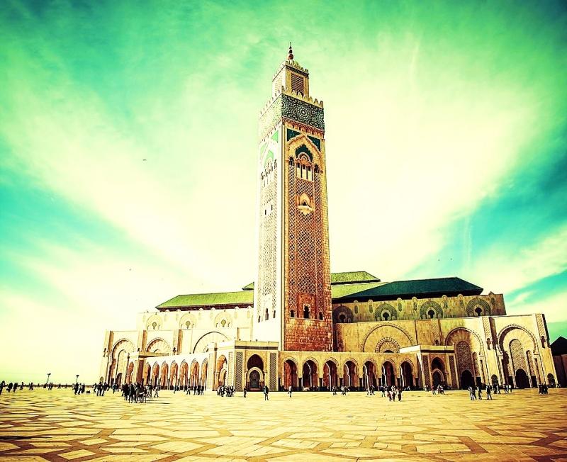 Lang thang dạo bước khám phá Casablanca
