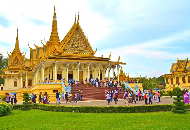 Nhìn du lịch của Campuchia mà ngẫm đến ta