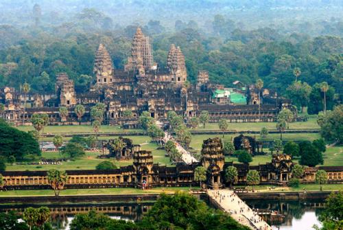 Việt Nam vào top khách quốc tế đến Lào, Campuchia