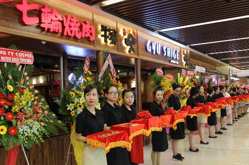 Gần 100 món nướng đặc trưng xứ Phù Tang tại Sài Gòn