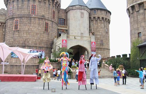 Lễ hội B'estival lần đầu tiên được tổ chức tại Bà Nà Hills