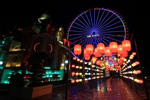 Sa Pa, Đà Nẵng tổ chức lễ hội hoa đăng dịp Trung thu