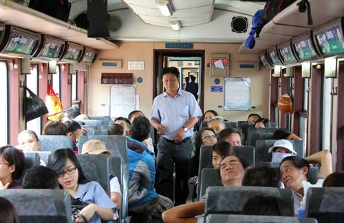 TP HCM mở tour du lịch đường sắt dịp 2/9