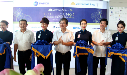 Trải nghiệm phòng chờ hiện đại tại sân bay Tân Sơn Nhất