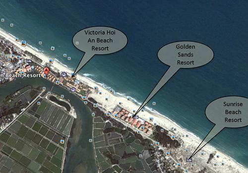 Việt Nam có thể mất một số bãi biển vì nước biển dâng