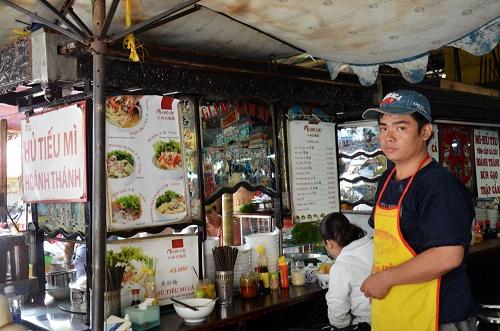 5 quán hủ tiếu hơn nửa đời người ở Sài Gòn