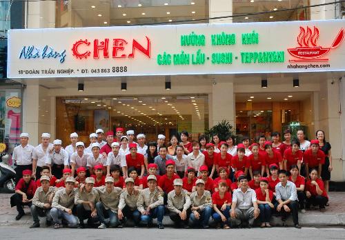 Nam Chen - người mang nướng không khói Nhật tới Hà thành