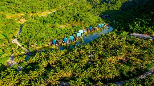 Spa trong khu nghỉ dưỡng 5 sao đạt danh hiệu tốt nhất châu Á