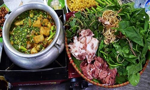 5 món lẩu cho tiết trời se lạnh ở Hà Nội