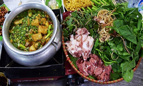 10 món ăn Hà Nội cứ khi lạnh là thèm