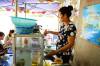 Quán bún nước hơn 20 năm trong hẻm nhỏ ở Sài Gòn