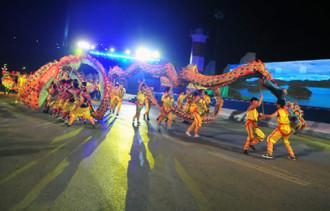 Lễ hội Carnaval rực rỡ sắc màu