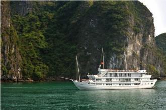 Du thuyền Việt nhận giải thưởng của Mỹ