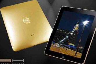 Nghỉ đêm tại khách sạn, sở hữu iPad mạ vàng