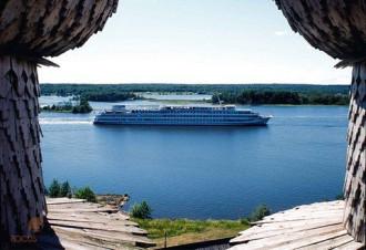 Nước Nga và những đêm trắng bên sông Volga