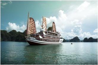 Ưu đãi cho khách thăm quan vịnh Hạ Long bằng du thuyền