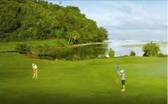 Chơi golf tại 'thiên đường' Malaysia