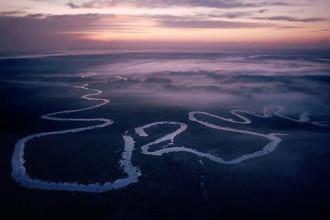 Đến đảo Bùn ngắm sông Mississippi thu nhỏ