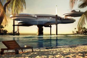 Khách sạn dưới nước lớn nhất thế giới
