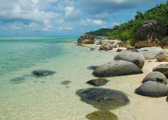 5 bãi biển đẹp hút khách dịp 2/9 ở miền Nam