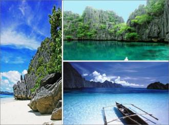 Đảo Coron, hơi thở trong trẻo và bình yên