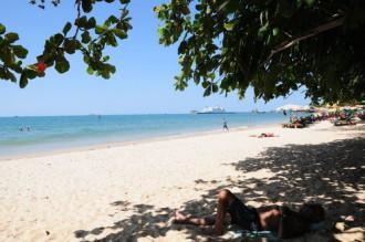 Du lịch 'bụi' tới biển Sihanoukville