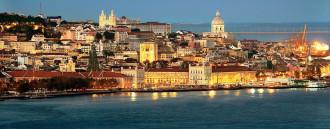 Du lịch ở thủ đô Lisbon xinh đẹp