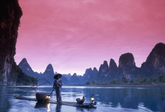 Huyền ảo dòng Ly Giang