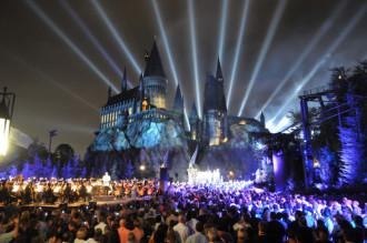 Thế giới phù thủy Harry Potter sắp tới Nhật Bản