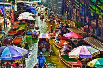 7 điều không thể bỏ qua khi đi du lịch Thái Lan