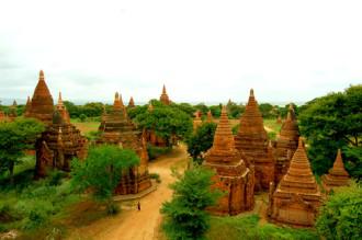Bình nguyên lửa Bagan