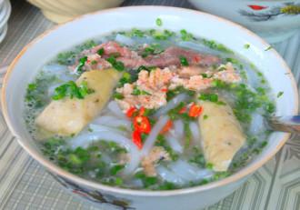 Bún cay bình dị, lạ miệng trong ẩm thực Sài Gòn