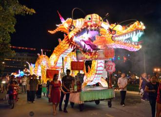 Đêm hội Trung thu lớn nhất Việt Nam