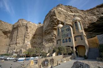 Nhà thờ trong hang đá của người Zabbeleen, Ai Cập