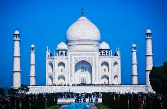Taj Mahal - biểu tượng của tình yêu vĩnh hằng