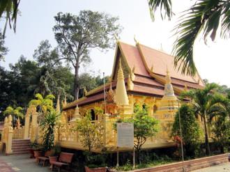 Vẻ đẹp Trà Vinh qua những ngôi chùa Khmer