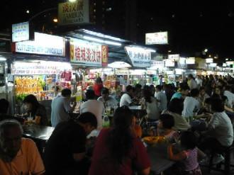 Đêm trắng ở Malaysia