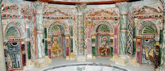 Hệ thống tu viện cổ Ai Cập xuống cấp