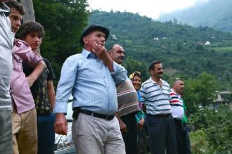 Ngôi làng nói chuyện bằng tiếng chim