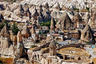 Những di sản thiên nhiên độc đáo ở Thổ Nhĩ Kỳ
