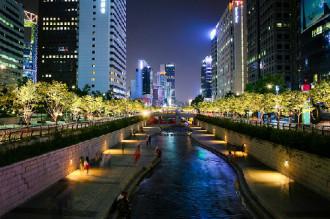 Seoul và những điểm đến lãng mạn như trong phim