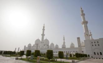 Thánh đường Hồi giáo đẹp nhất Trung Đông