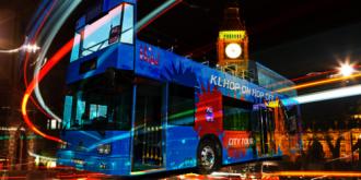 Tour khám phá Kuala Lumpur trên xe buýt mui trần
