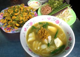 Ẩm thực Campuchia giữa lòng Sài Gòn