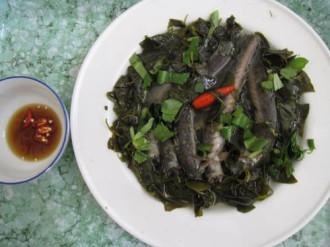 Đặc sản cá kèo Cà Mau, ăn riết ghiền