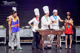 Du lịch Thái Lan kết hợp xem kịch 'Đầu bếp'