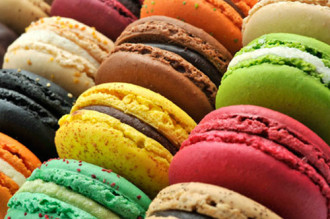 Macaron, 'cô tiểu thư' của ẩm thực Pháp