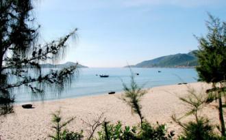 Biển Bình Tiên, nàng công chúa ngủ quên